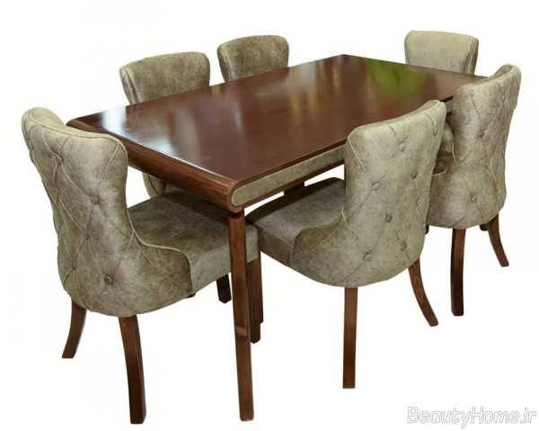 میز ناهارخوری زیبا و خاص