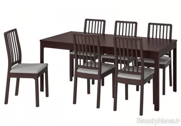 مدل میز ناهارخوری ایرانی و مدرن