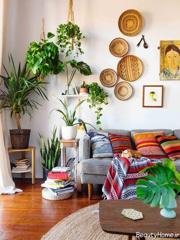 طراحی داخلی منزل تابستانی