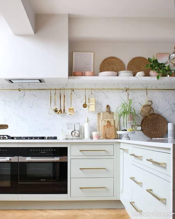 دکوراسیون سبک گلم برای آشپزخانه
