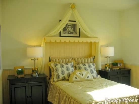 طراحی داخلی شیک اتاق خواب