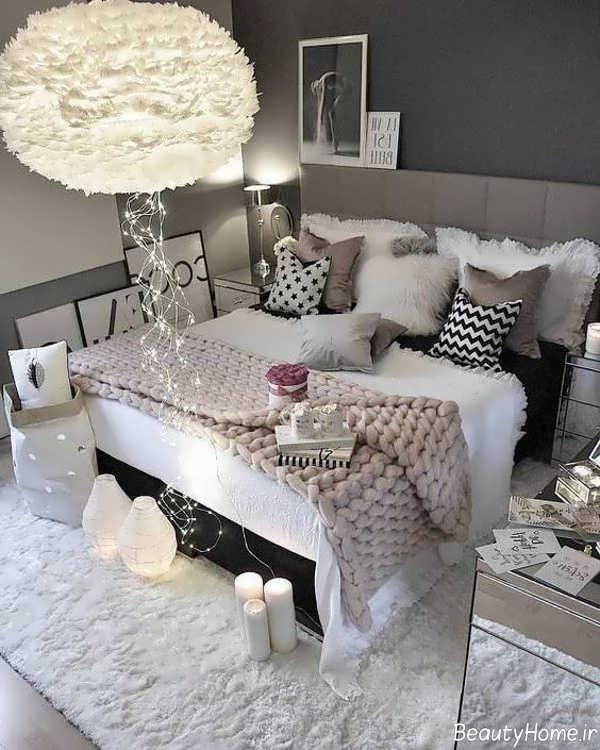 دیزاین داخلی اتاق خواب کم هزینه