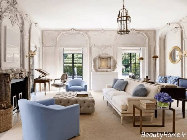 دکوراسیون داخلی منزل با رنگ های خنثی و بی نظیر