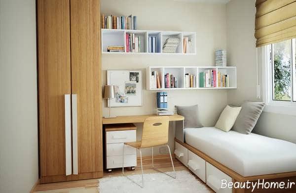 ایجاد تغییر در دکوراسیون اتاق خواب با روش های کم هزینه