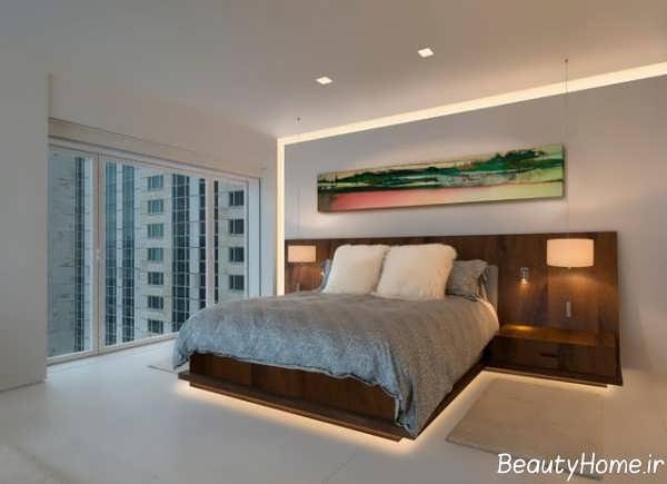 نورپردازی اتاق خواب با روش های کم هزینه
