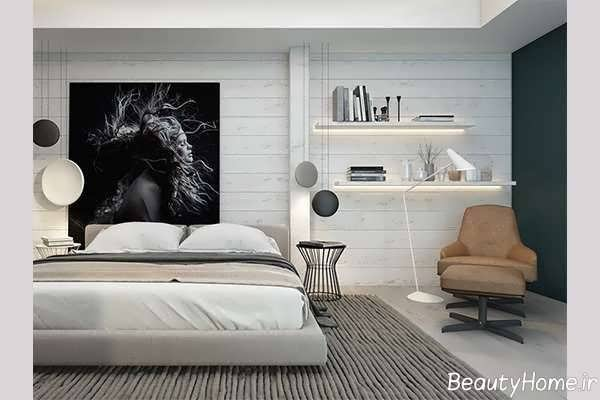 مدل های دکوراسیون اتاق خواب کم هزینه