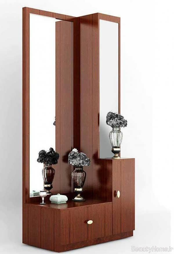 مدل جاکفشی زیبا و آینه ای