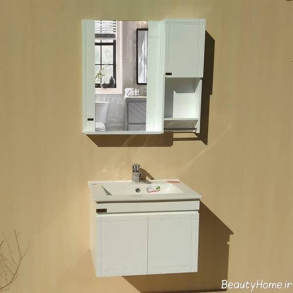 آینه برای فضای سرویس بهداشتی