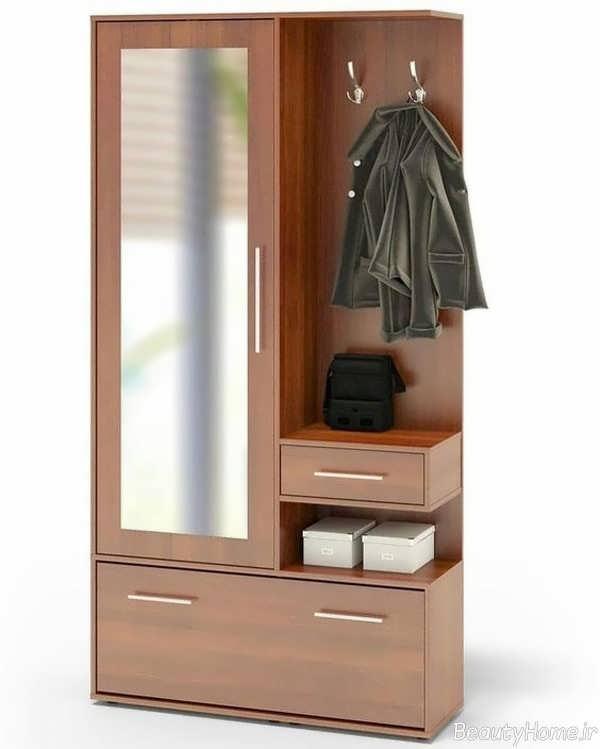 طرح جاکفشی آینه دار جدید