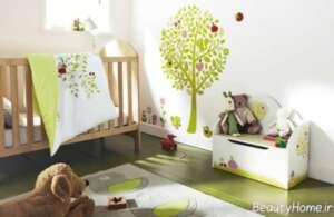 تزیین اتاق نوزاد