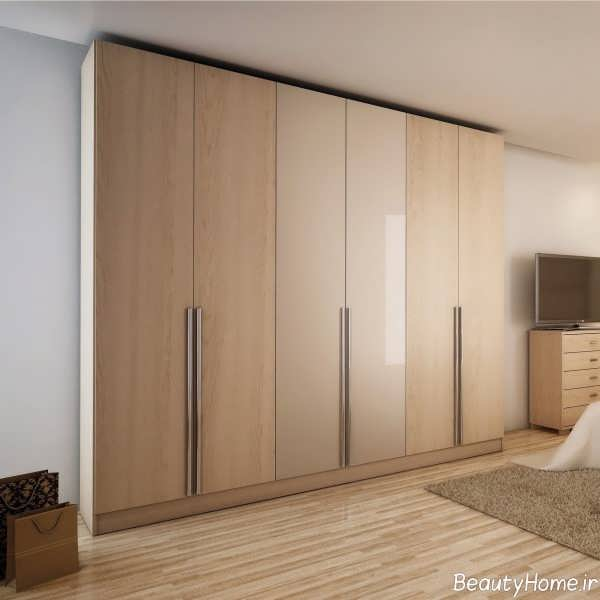 مدل کمد دیواری مخصوص اتاق خواب 2022