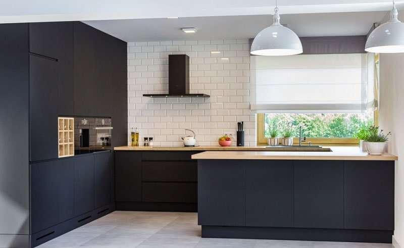 دکوراسیون آشپزخانه 2022