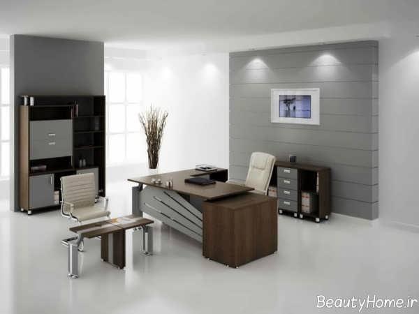 بازسازی دفتر کار با روشی حرفه ای