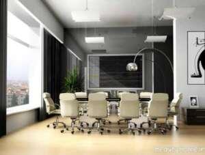 بازسازی دکوراسیون شرکت بزرگ و کوچک