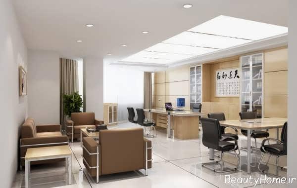 بازسازی مخصوص طراحی داخلی اداری