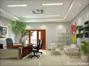 بازسازی برای ساختمان اداری